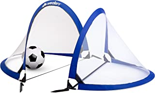 Best collapsible football goal posts Reviews