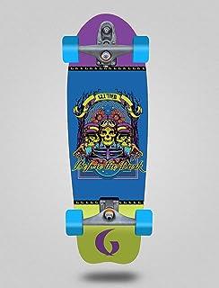 Glutier Surfskate with T12 Surf Skate Trucks - Bef...