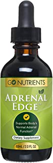 Adrenal Edge - Adrenal Support Supplement & Cortisol Manager - Fatigue Fighting Adaptogens Help Manage Stre...
