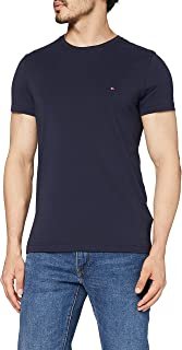 Tommy Hilfiger Heren T-shirt Cotton cn tee ss icon