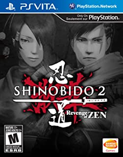SHINOBIDO 2 REVENGE OF ZEN - PS VITA