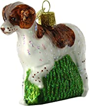 Old World Christmas Assortment Glass Blown Ornaments for Christmas Tree Santa Bird