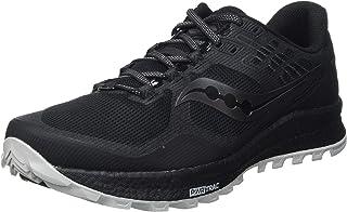 Saucony Xodus 10 Black heren Mountain sportschoenen
