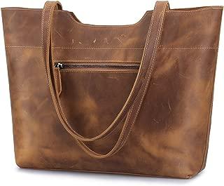 crazy horse leather purse
