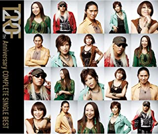 TRF 20TH Anniversary COMPLETE SINGLE BEST