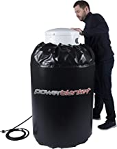 Powerblanket GCW420 Insulated Gas Cylinder Warmer Designed for 420 Pound Tank - Propane Tank Heater