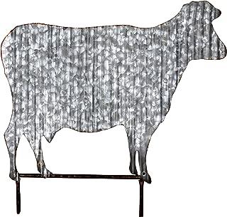 Best cow yard decor Reviews