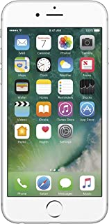 Apple iPhone 6s 16GB Unlocked GSM 4G LTE 12MP Cell Phone - Silver
