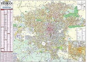 New Map of Tehran