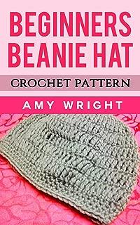 Beginners Beanie Hat: Crochet Pattern
