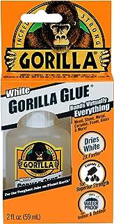 Gorilla 5201204-2 Glue (White, 2oz)