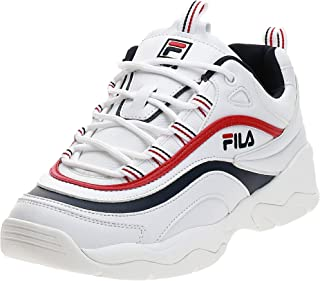 Fila Men's Ray Low Trainers, (White 1010561-150), 10 UK (44 EU)