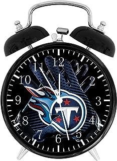 Titans Twin Bells Alarm Desk Clock 4