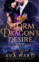 Storm Dragon's Desire: Royal Dragon Shifters of Morocco #4: A Red Letter Hotel Paranormal Romance