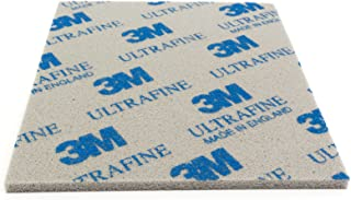 3M Soft Pad 868––Esponja de lija 1pieza 02601Size- ultrafein de P1000P1200grano 1000