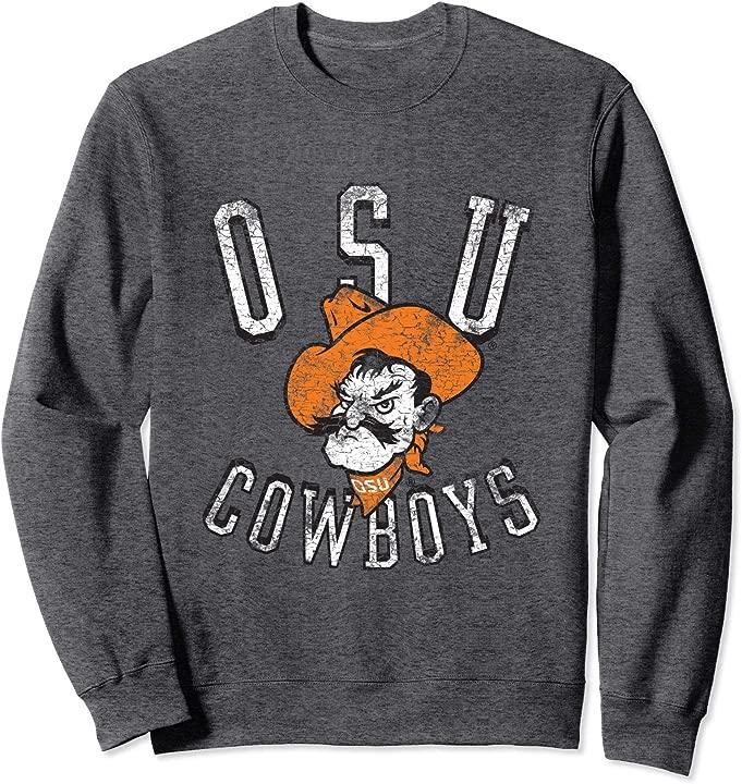 Oklahoma State University NCAA Women's Sweatshirt osuc1019