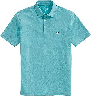 Men's St. Jean Short Sleeve Stripe Sankaty Polo