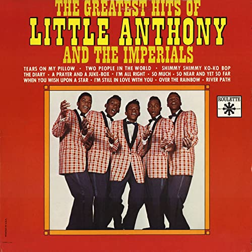Image result for little anthony just two kinds images