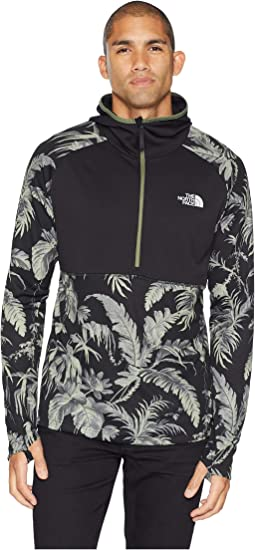 Four Leaf Clover Tropitoile Print/TNF Black