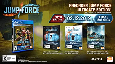 Jump Force - PlayStation 4 Ultimate Edition