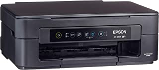 Epson Expression Home XP-2105 - Impresora multifunción 3 en 1 (escáner, fotocopiadora, WiFi, Cartuchos Individuales, 4 Col...