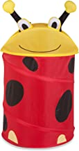 Honey-Can-Do Kid's Pop-Up Hamper (Medium, Lady Bug)