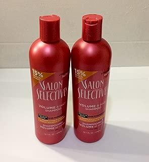 2pck - Salon Selectives Volume & Body Shampoo 16.1 fl.oz.