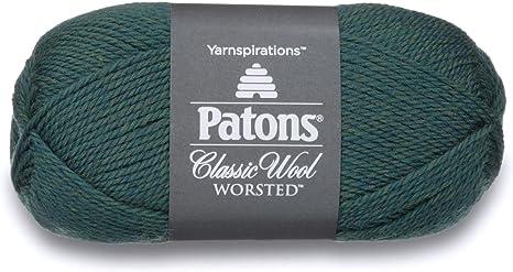 Spinrite Patons Classic Wool Yarn Pumpkin