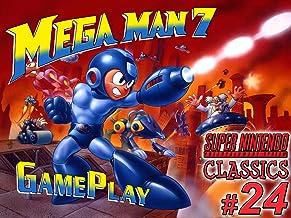 Clip: Mega Man 7 Gameplay (SNES Classics 24)