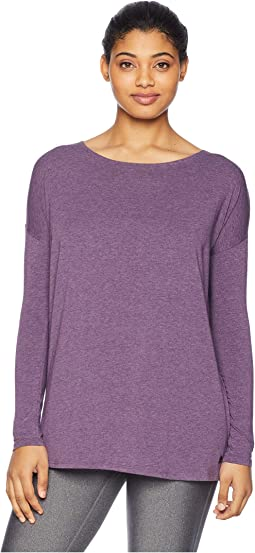 Balance Loose Fit Long Sleeve Top