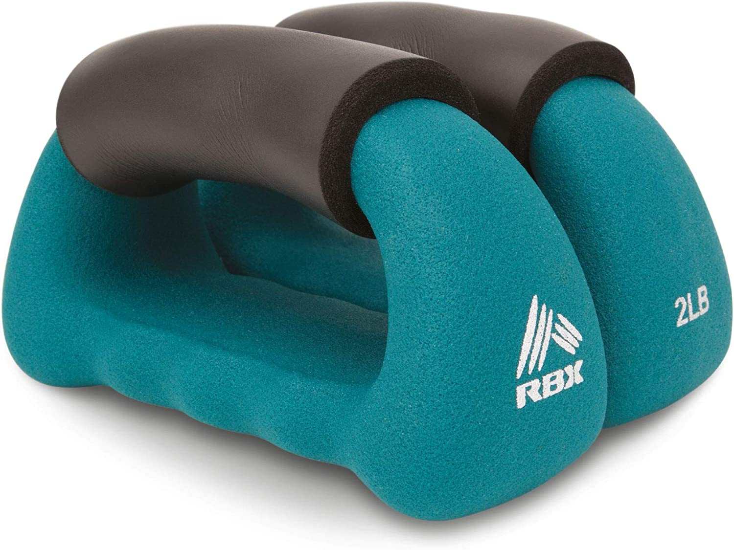 RBX Push-Up Bars 2-Pound Hand Weights Super popular specialty store Combo Ph for Brand new Fitness and