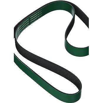 D/&D PowerDrive 17X1100 Metric Standard Replacement Belt 44 Length 0.62 Width