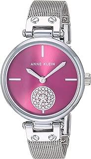 Anne Klein Women's - Modelo AK/3001RGBN (Quartz Metal and Stainless Steel Dress Watch)