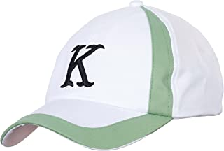 OJASS Embroidered 3D Cap White-Free Size