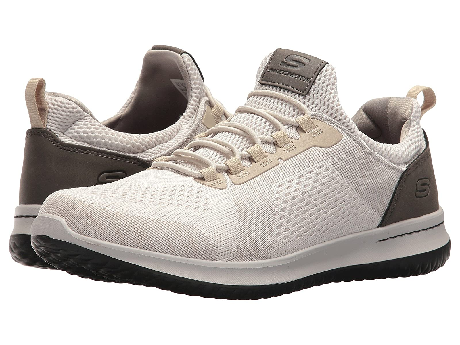 SKECHERS Classic Fit Delson Delson Fit Brewton <Man's/Woman's<uses 08516b