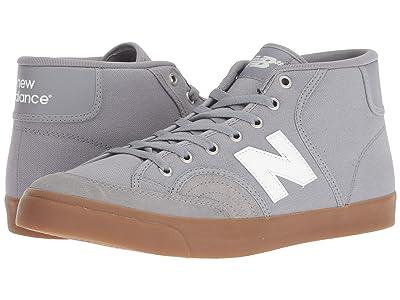 New Balance Numeric NM213 (Grey/Gum) Men
