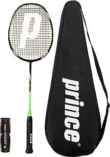Racchetta da Badminton Taglia 4 Wilson Blaze 170 Peso della Testa WRT8719304 Unisex Nero//Grigio