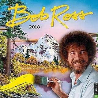 Bob Ross 2018 Wall Calendar: The Joy of Painting