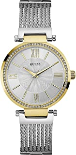 Guess Dress Watch For Women Analog Stainless Steel - W0638L7