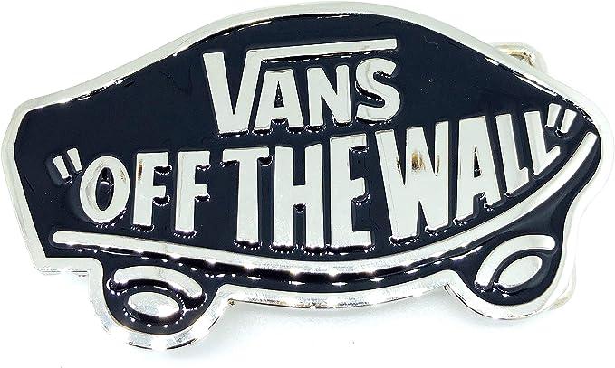 Gemelolandia | Fibbia per Cintura Vans Off The Wall 10,5 x 5 cm ...