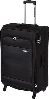 حقيبة سفر كبيرة ناعمة من أمريكان توريستر أوكلاند سوداء اللون، تدور 78 سم