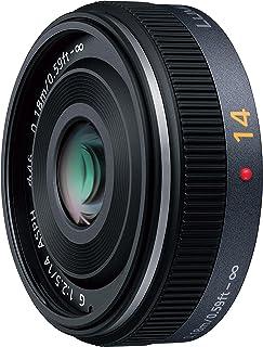 パナソニック 単焦点 広角パンケーキレンズ マイクロフォーサーズ用 ルミックス G 14mm/F2.5 ASPH. H-H014