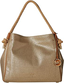 9272c10411ef44 MICHAEL Michael Kors. Isla Ring Shoulder Tote. $248.00. Isla Large Grab Bag
