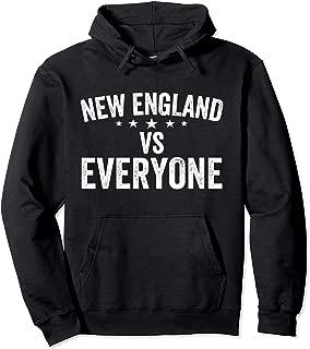 new england vs everyone black sweatshirt