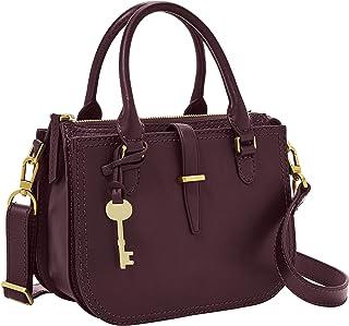 Fossil Ryder Leather 22.86 cms Purple Gym Shoulder Bag (ZB7811503)