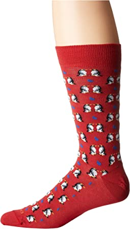Etro - Kissing Penguins Socks