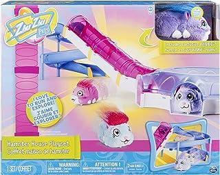 Zhu Zhu Pets- Casa de hámster (Spin Master Toys UK Ltd 20088771) , color/modelo surtido