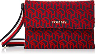 Tommy Hilfiger Party Crossover Bag, Red, AW0AW07818