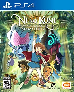 Ni no Kuni: Wrath of the White Witch Remastered - PlayStation 4 by Bandai Namco ( Imported Game. )