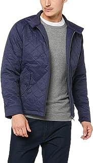 Ben Sherman Men's Diamond Quilt Jacket